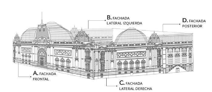 Dibujos para colorear descargables del Museo de Bellas Artes 3