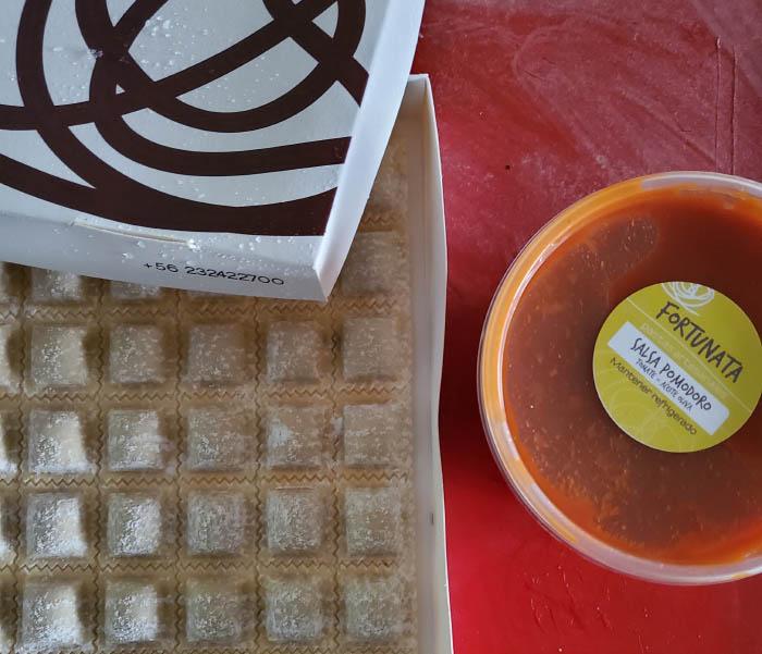 Celebramos las 10 lucas de Fortunata pasta con un delicioso concurso 1