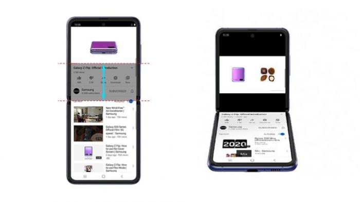 Samsung Galaxy Fold y Z Flip, la innovación de los smartphones plegables 1
