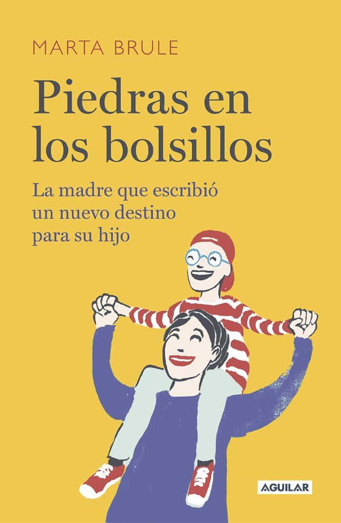 Marta Brule, autora de Piedras en los bolsillos un testimonial sobre el cáncer infanto-juvenil 1