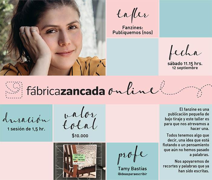 Nuevos talleres de Fábrica Zancada Online en primavera 4