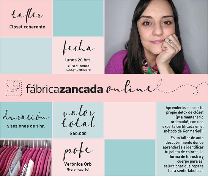 Nuevos talleres de Fábrica Zancada Online en primavera 7