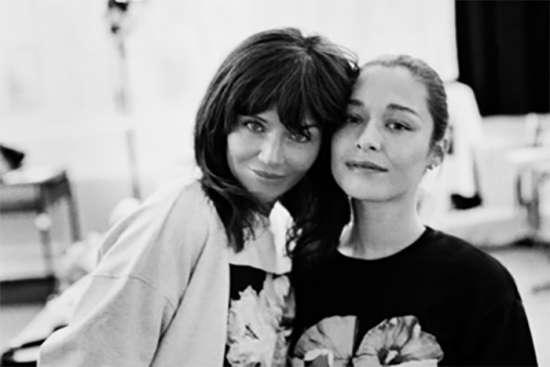 H&M y Helena Christensen