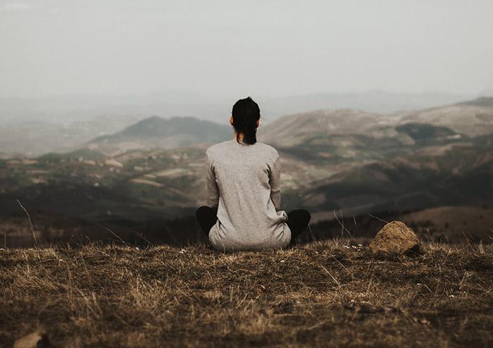visualización y meditación