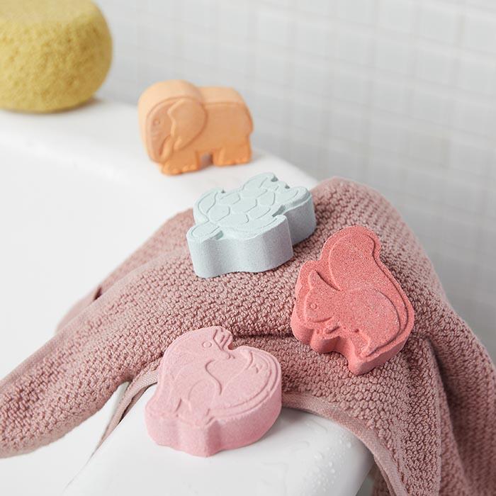 Bath Bomb, diseño cruelty free sin envase 1