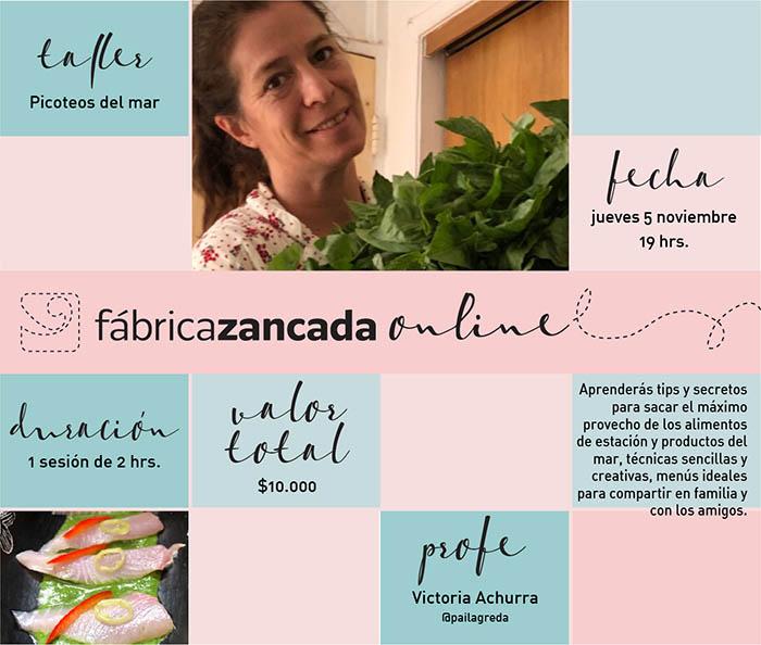 Talleres de cocina, fotografía, podcast y nuevas fechas de lettering y yoga 2