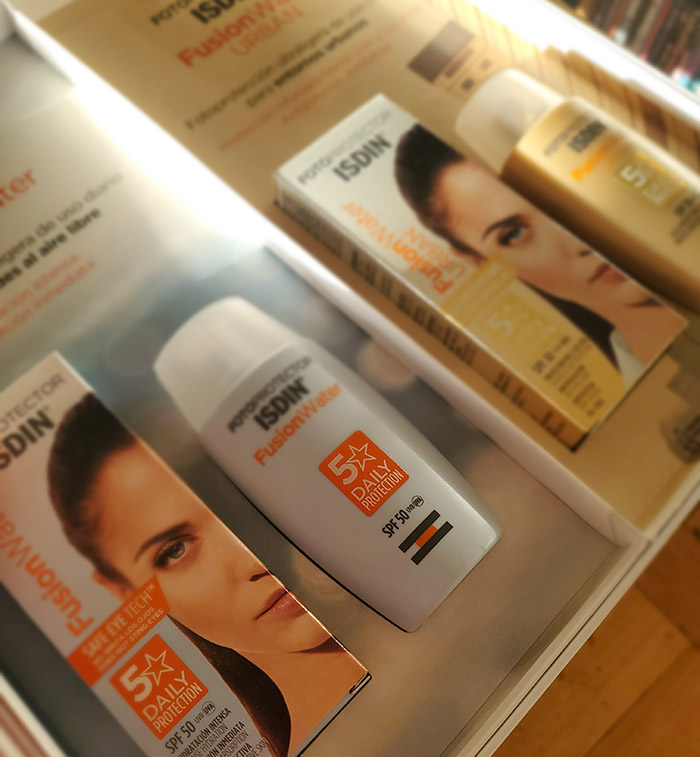 Fotoprotección: Ama tu piel y cuídala de forma inteligente #isdinloverschile 2