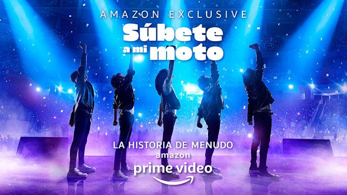 Súbete a mi moto, la historia de Menudo (la boy band de Ricky Martin) en Amazon Prime Video 1