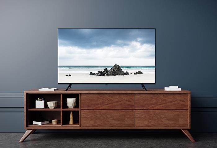 Alta tecnología y color en la línea de televisores Crystal UHD de Samsung 1