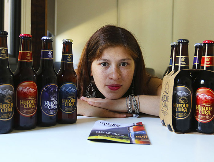 Cervezas Huequecura