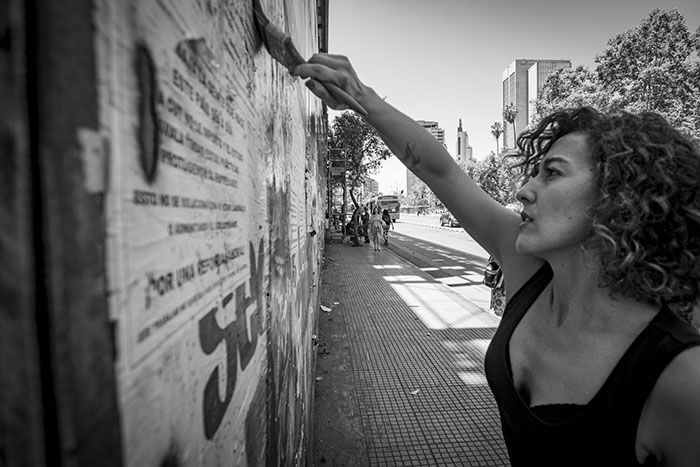 artista visual Paloma Rodriguez