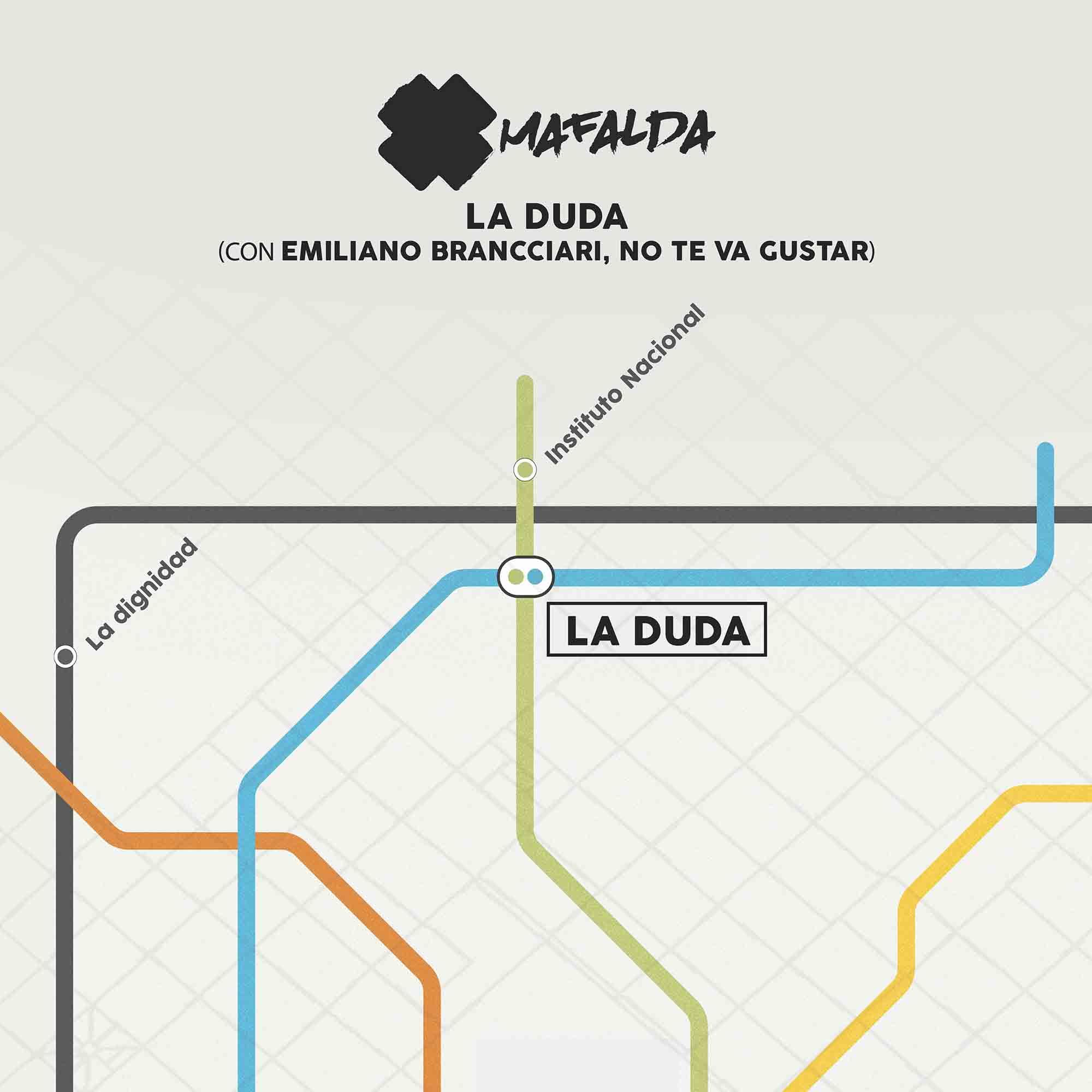 grupo español Mafalda