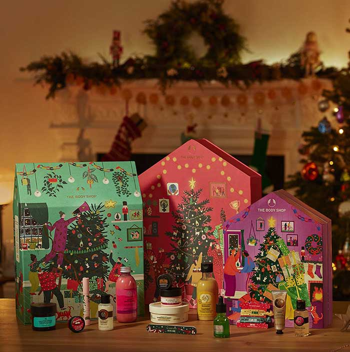 The Body Shop en Navidad sostenible 4