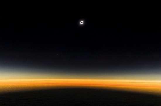 tips para sacar fotos en el eclipse