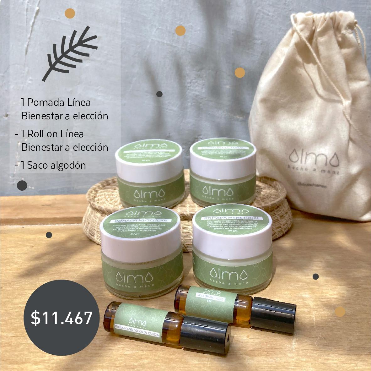Ideas de regalo: packs de cosmética vegetal Alma 3