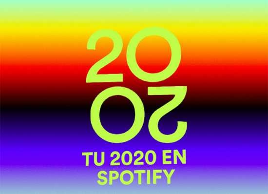 Tu 2020 en Spotify