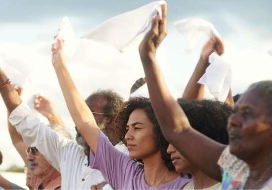 Funeral en Bacurau, película brasileña