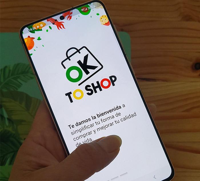 Ok To Shop app