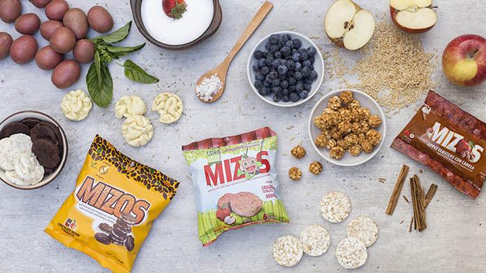 Mizos, snacks saludables y mucho sabor 1