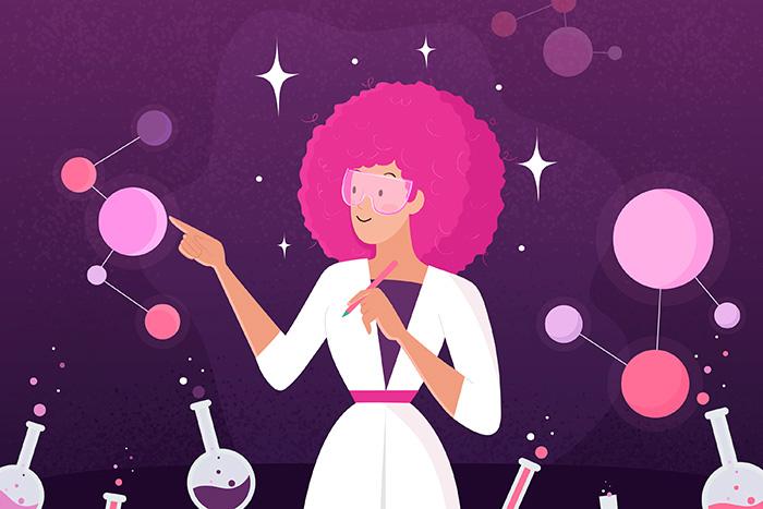 mujeres científicas