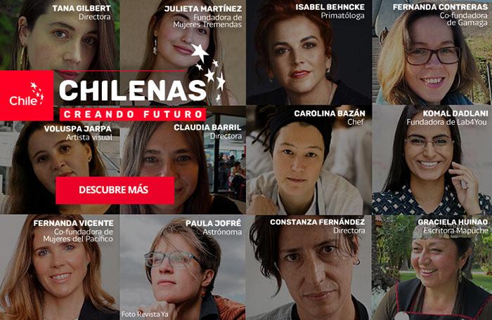 """""""Chilenas Creando Futuro"""": Serie de microdocumentales visibiliza el talento femenino 1"""