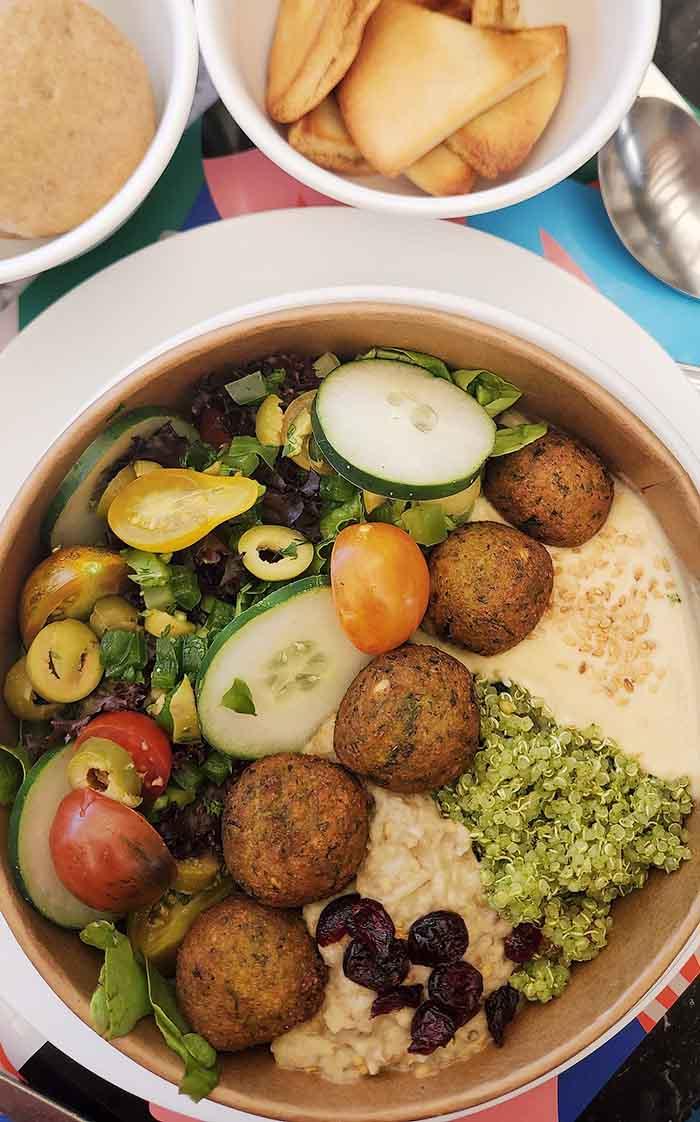 Quinoa Restaurante tiene zona de delivery y retiro 3