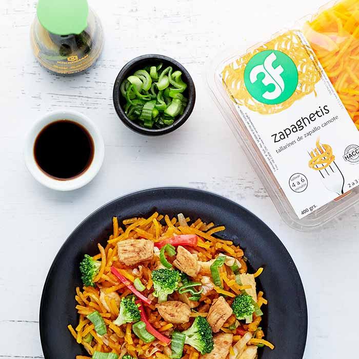 Vive 3F nutrición creativa