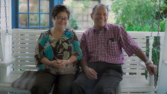 Familia de acogida en Costa Rica