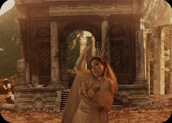 Videoclip Reina Minerva
