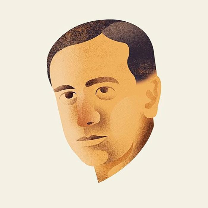 Vicente Huidobro de Cristian Garrido
