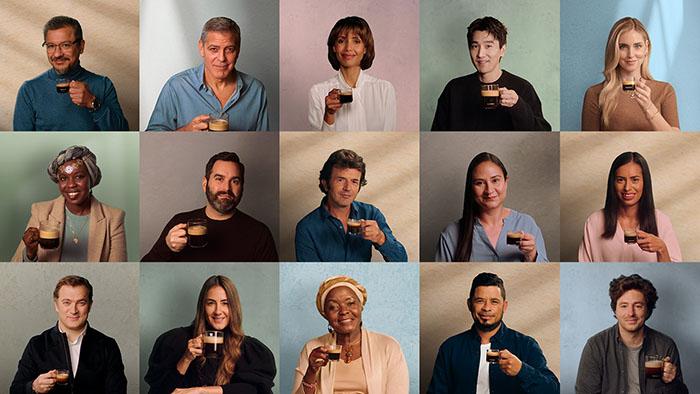 campaña de Nespresso