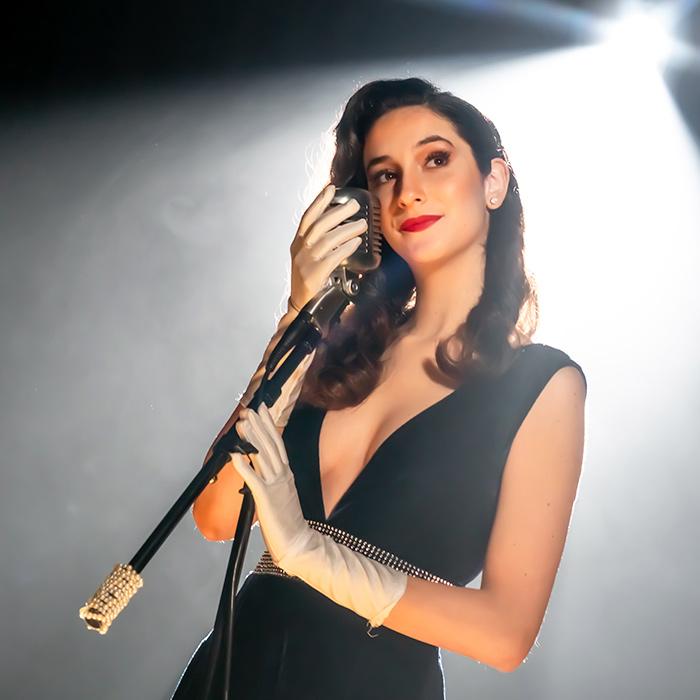 Cantante chilena de pop y jazz
