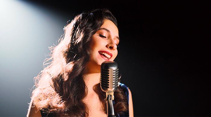 Cantante Antonella Sigala