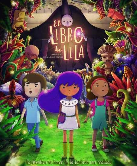 Película El libro de Lila