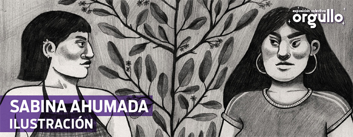 Ilustradora Sabina Ahumada