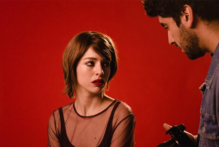 La verónica, película