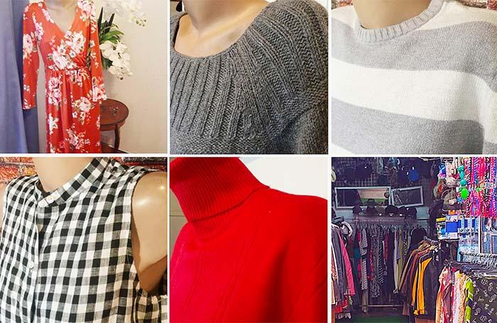 Sandra Moda Americana, ropa de segunda mano buena, bonita y barata 1