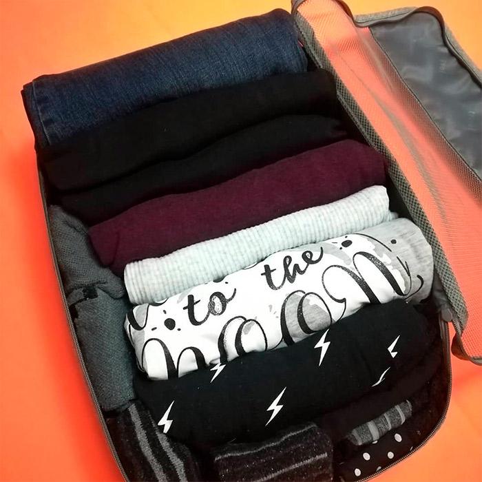 Ordenar maletas