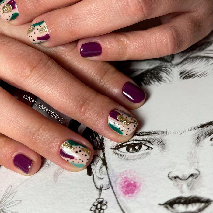 Manicure arte