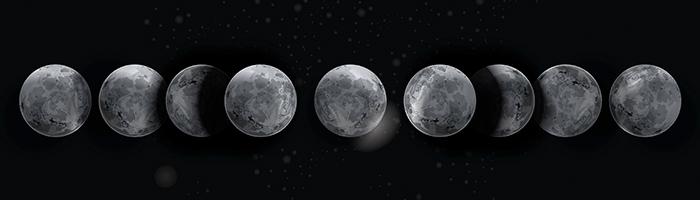 Luna en Astrología
