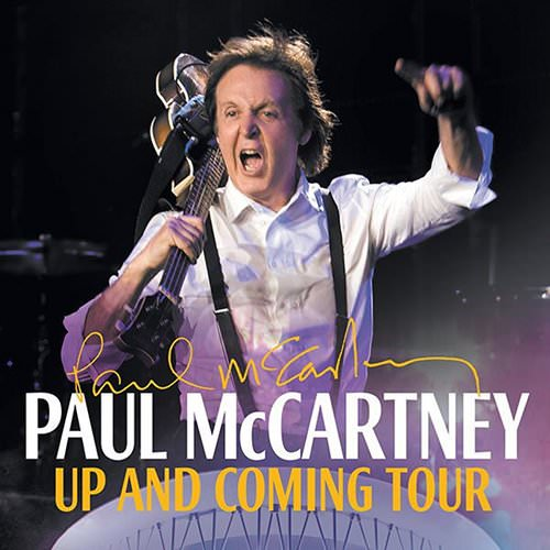 Paul McCartney en Chile, ahora es oficial 1