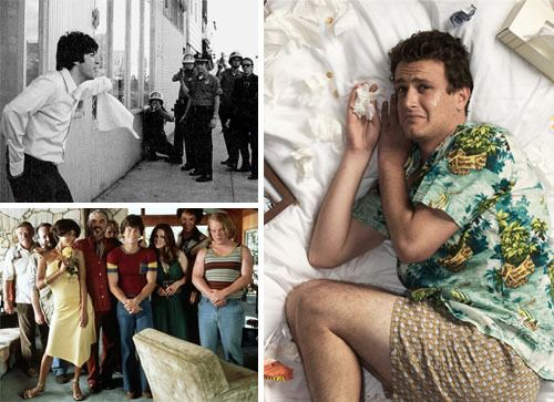 Súper sábado: Dog Day Afternoon + Forgetting Sarah Marshall + Boogie Nights 1