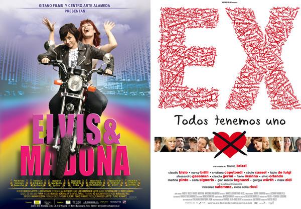 Dos estrenos recomendados: Elvis & Madona y Ex, todos tenemos uno 1
