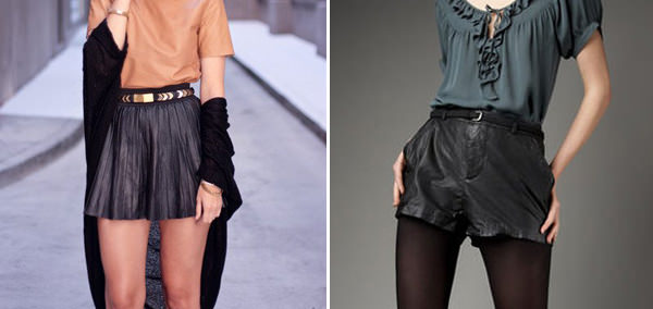 Moda: cuero pero abajo 1