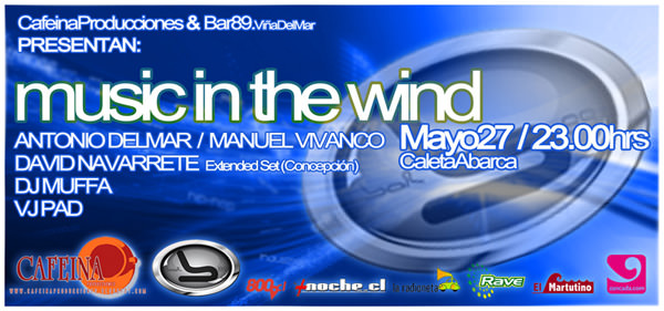 Concurso: Fiesta Music in the wind 1