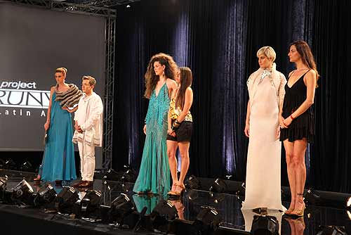 "Project Runway Latino: Resumen capítulo ""La Final""  1"