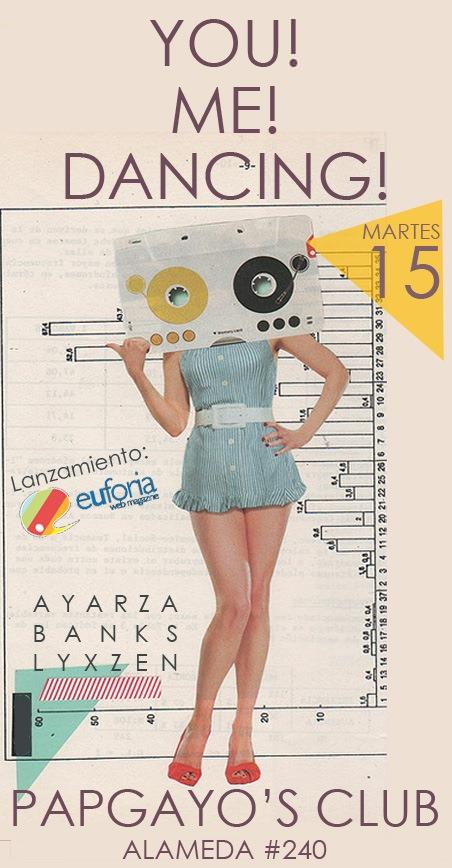 MAR/15/03 Fiesta You! Me! Dancing! 1