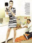 Mr. Big en Harper's Bazaar 2