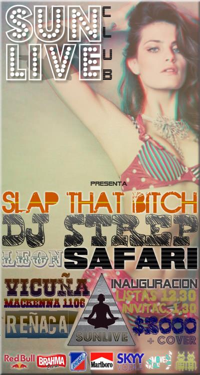 JUE/21/03 Slap that bitch/ Viña del mar 1