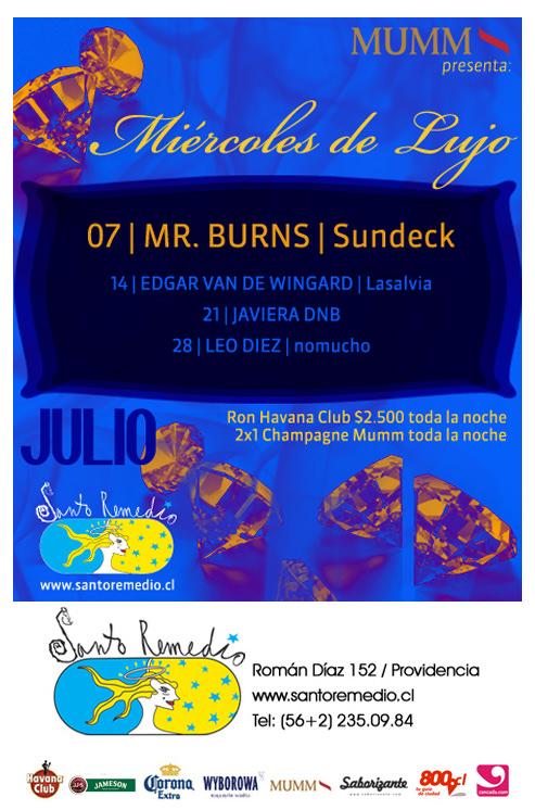 MIE/07/07 Miércoles de lujo en Santo Remedio  1